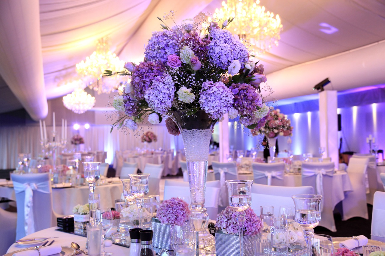 Exciting wedding decorations ideas wedding and event planners use of flowers wedding decorations junglespirit Images
