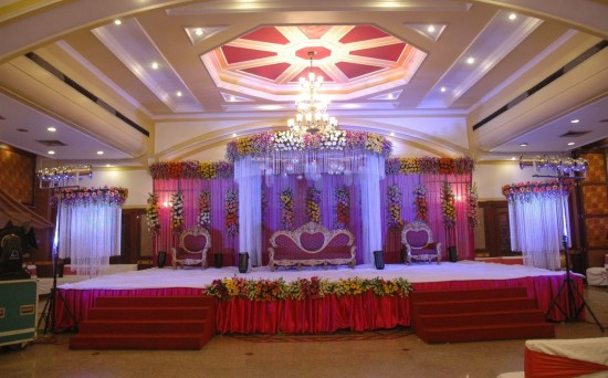 Wedding and event planners
